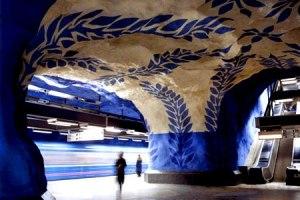 stockholm _underground