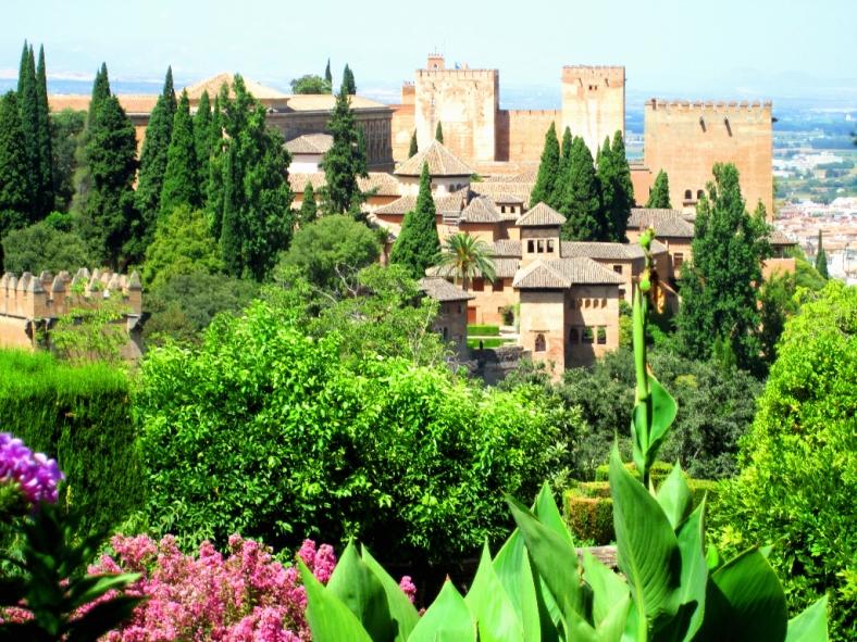Alhambra, the symbol of Moorish Spain
