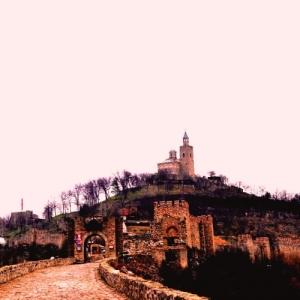 min_tsarevets fortress